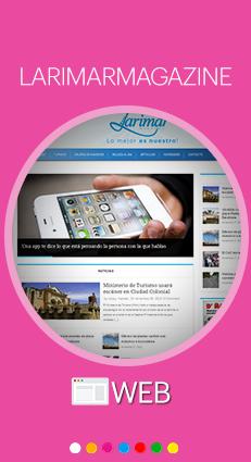 Larimar Magazine