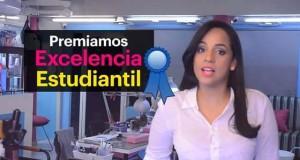 Video Lorena Vargas Premia a Estudiantes