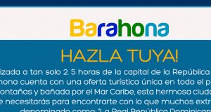 Turismo en Barahona