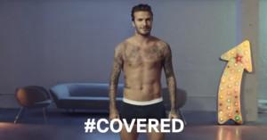 Nuevo anuncio de David Beckham ¿ tiene un mensaje subliminal?