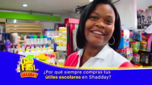 Spot Escolares Shadday 2015