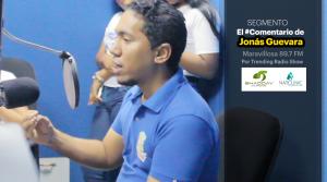 Iniciamos un nuevo segmento en la Radio de Barahona: El Comentario de Jonás Guevara